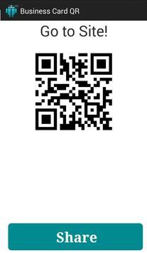 Business Card QR Free screenshot 3
