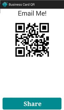 Business Card QR Free screenshot 2