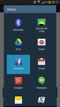 Business Card QR Free screenshot 4