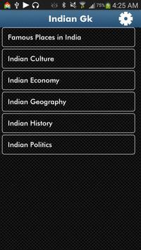 Indian Gk poster