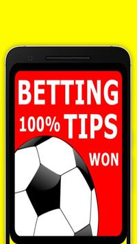Best Free Football Betting Tip poster