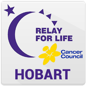 Relay For Life Hobart icon