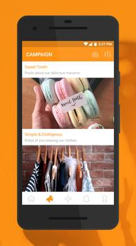 Fingers - Influencers Network apk screenshot