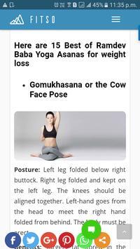 Ram Dev Baba Yoga poster