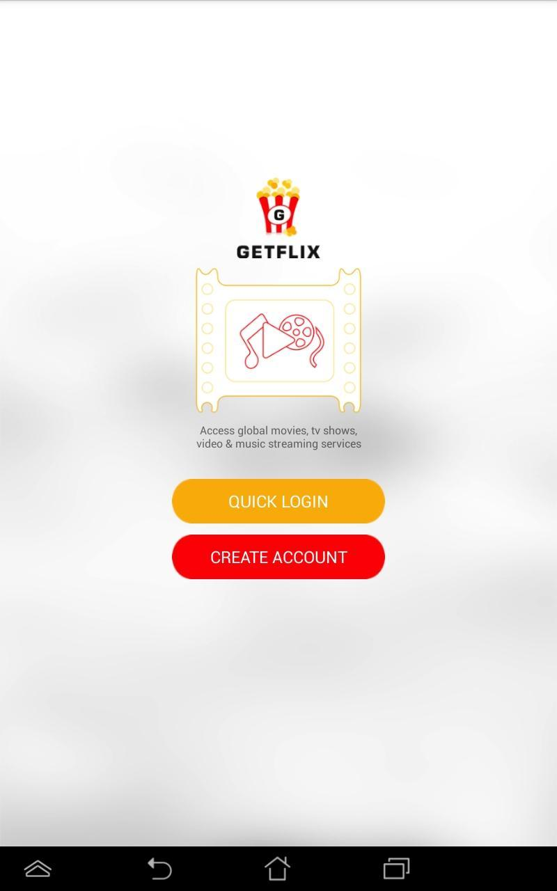 Getflix for Android - APK Download