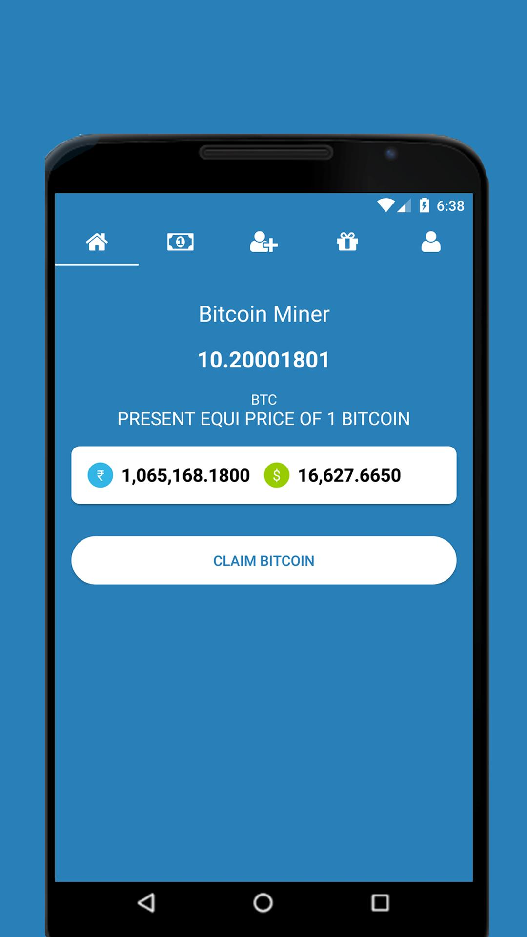 Bitcoin Miner for Android - APK Download