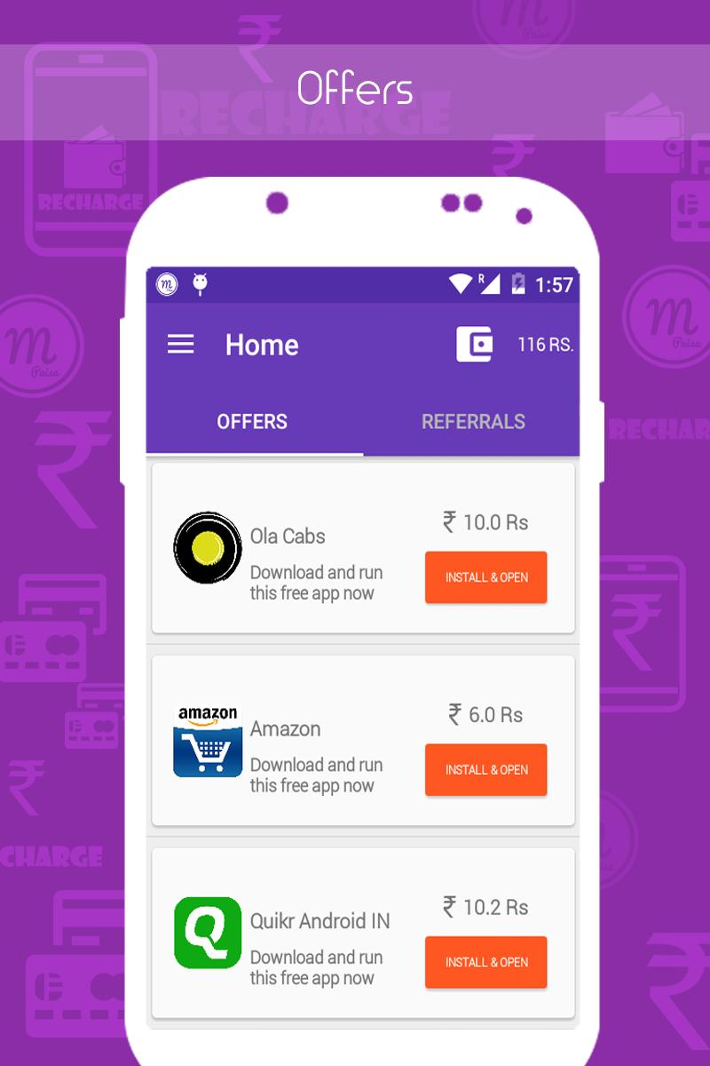 M Recharge App Download
