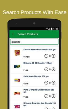 Getfresho Supermarket raipur apk screenshot