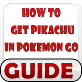 How to Get Pikachu in POKEMON icon