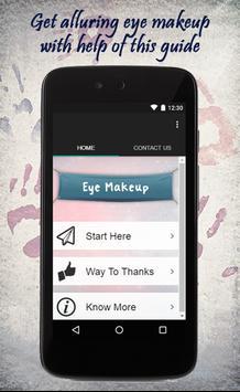 Eye Makeup Tips poster