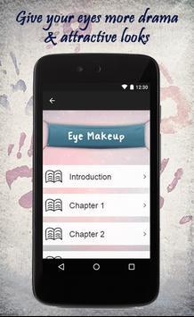 Eye Makeup Tips screenshot 1