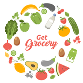 Get Grocery icon