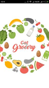 Get Grocery poster