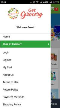 Get Grocery screenshot 2