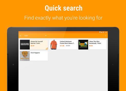 Save Money Shopping with Deal Drop apk screenshot