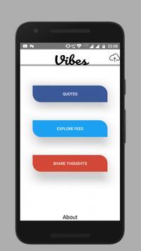 Vibes screenshot 1