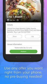 Get in the Loop - Exclusive Offers and Experiences apk screenshot