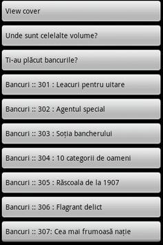 BANCURI (3000)  - volumul 4 screenshot 1
