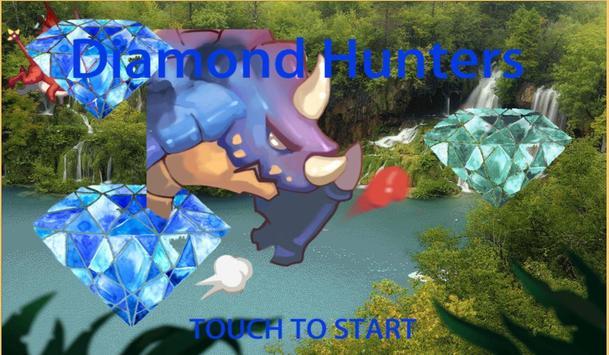 Diamond Hunters Free poster