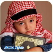 ide nama islam icon