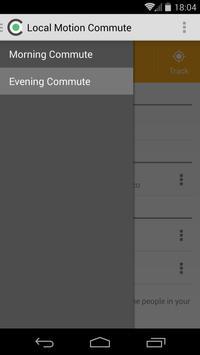 Local Motion Commute screenshot 6