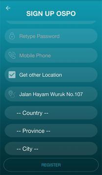GetPark OSPO screenshot 2