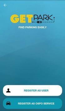 GetPark OSPO screenshot 8