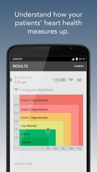 QardioMD - Digital Health for Doctors apk screenshot