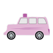 Riding Pink Driver icon