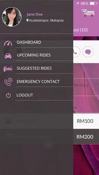 Riding Pink Driver screenshot 2