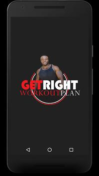 The Get Right Workout Plan poster