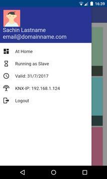 Rockerx KNX Soft Control apk screenshot