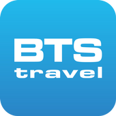 BTS Travel icon