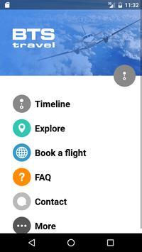 BTS Travel apk screenshot