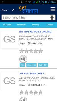 Get Samadhan apk screenshot