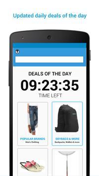 Shoppingo : Best Deals Online Shopping Assistant poster