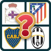 Fodbold Logo Quiz icon
