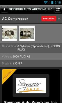 Get Used Parts - Car Parts apk screenshot