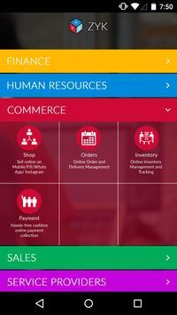 Finance,Sales,Commerce,Payment apk screenshot