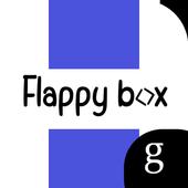Flappy Box + icon