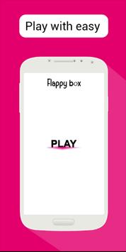 Flappy Box + screenshot 1