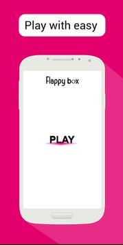 Flappy Box + screenshot 3
