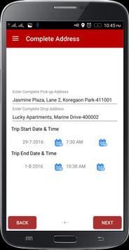 TripThruBid -Hire Vehicles Now apk screenshot