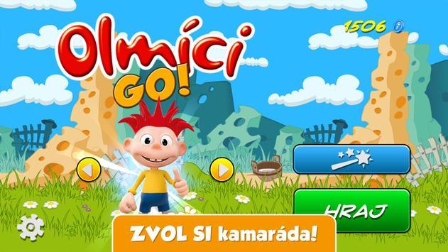 Olmíci GO! poster