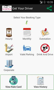 Get Your Driver apk screenshot