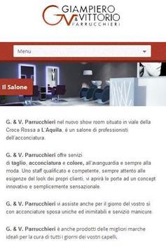 Gev Parrucchieri screenshot 1