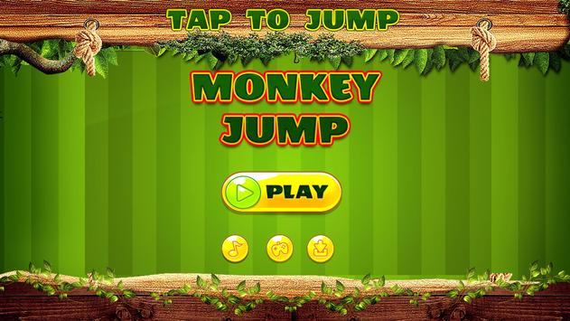 Monkey Kong - Banana Jungle poster