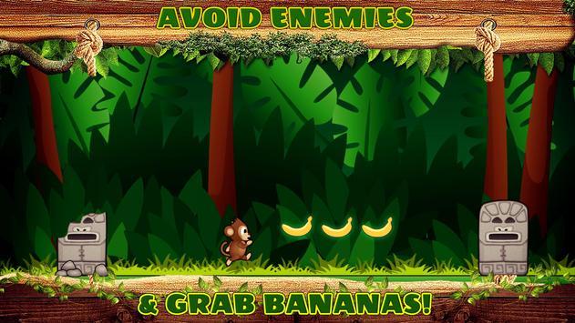 Monkey Kong - Banana Jungle apk screenshot