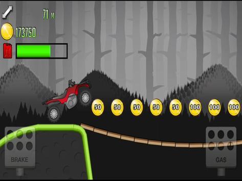 Mount Hill Climb Racing apk screenshot