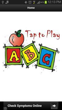 Kids ABC Quiz Game screenshot 1
